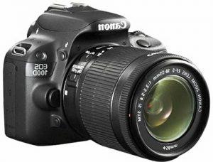 Canon 1100D 2018