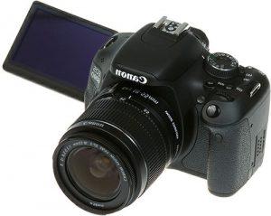 Canon 600D 2018