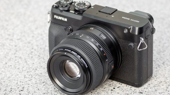 Fujifilm Luncurkan Kamera Mirrorless Medium Format