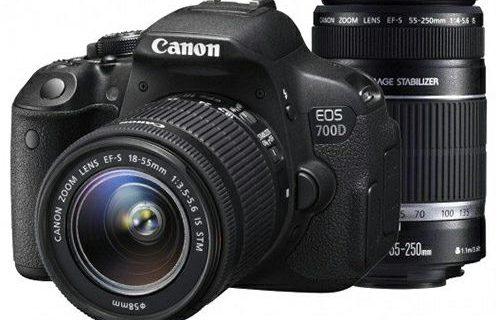 Harga Kamera Canon DSLR dan Mirrorless